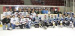 Women's hockey group
