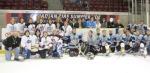Women's hockey group
