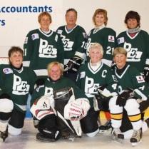 55+ Women's Hockey Team 1